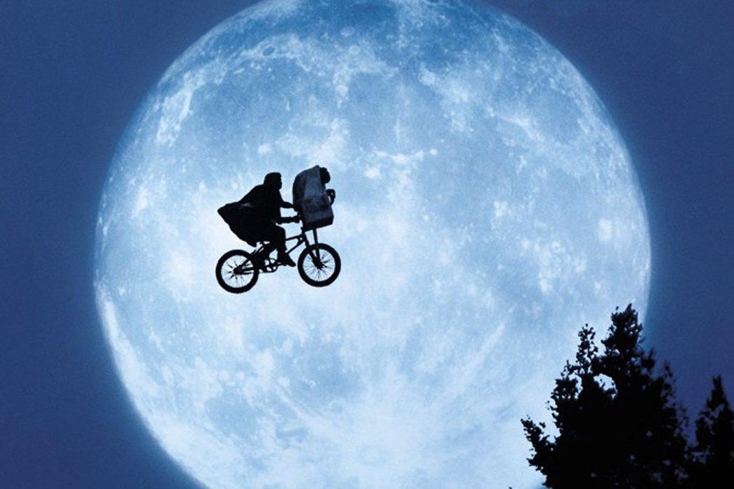 'E.T., el extraterrestre': cimas compartidas