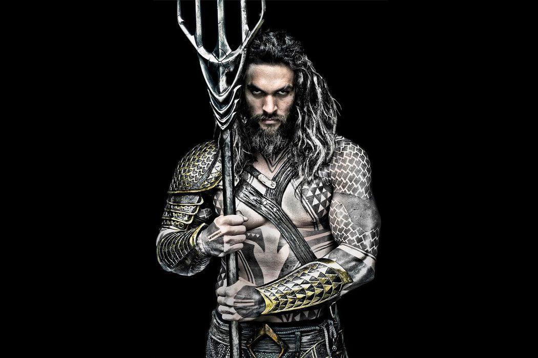 ¿Qué pasa con Aquaman?
