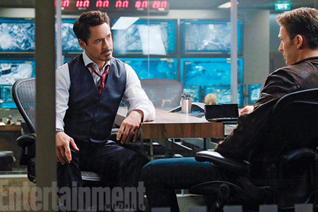 Tony y Steve