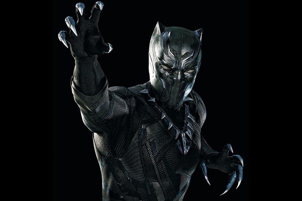 Pantera Negra al detalle