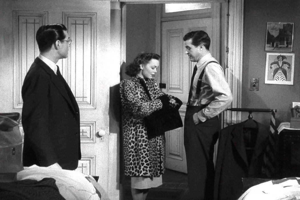 Días sin huella (1945)