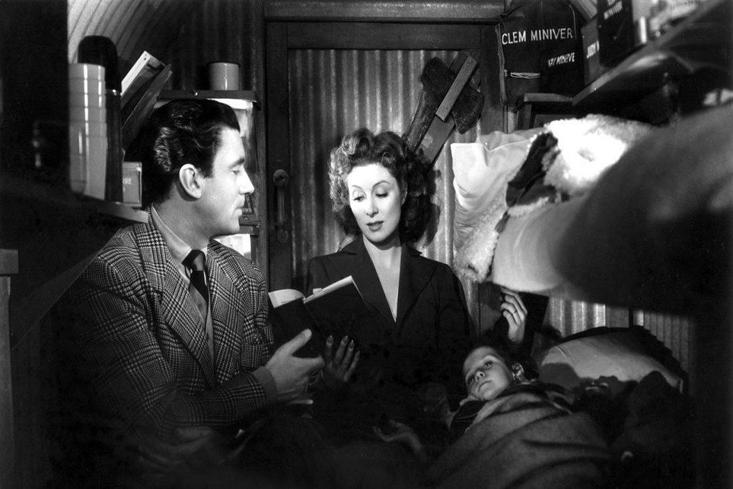 La señora Miniver (1942)
