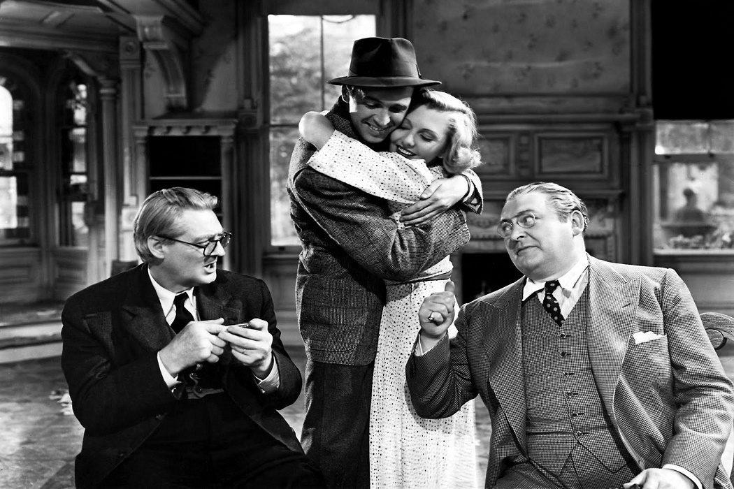 Vive como quieras (1938)