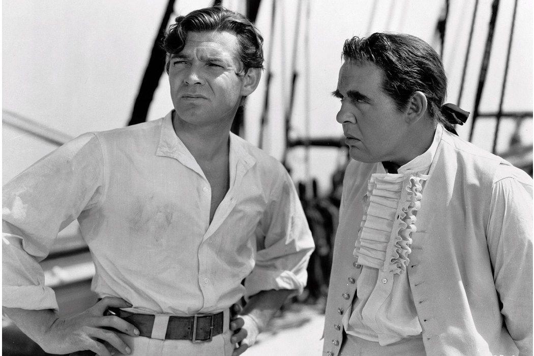 La tragedia de la Bounty (1935)