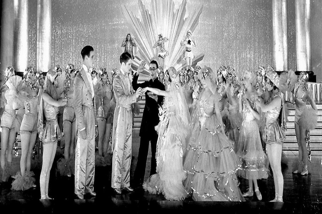 Melodías de Broadway (1929)