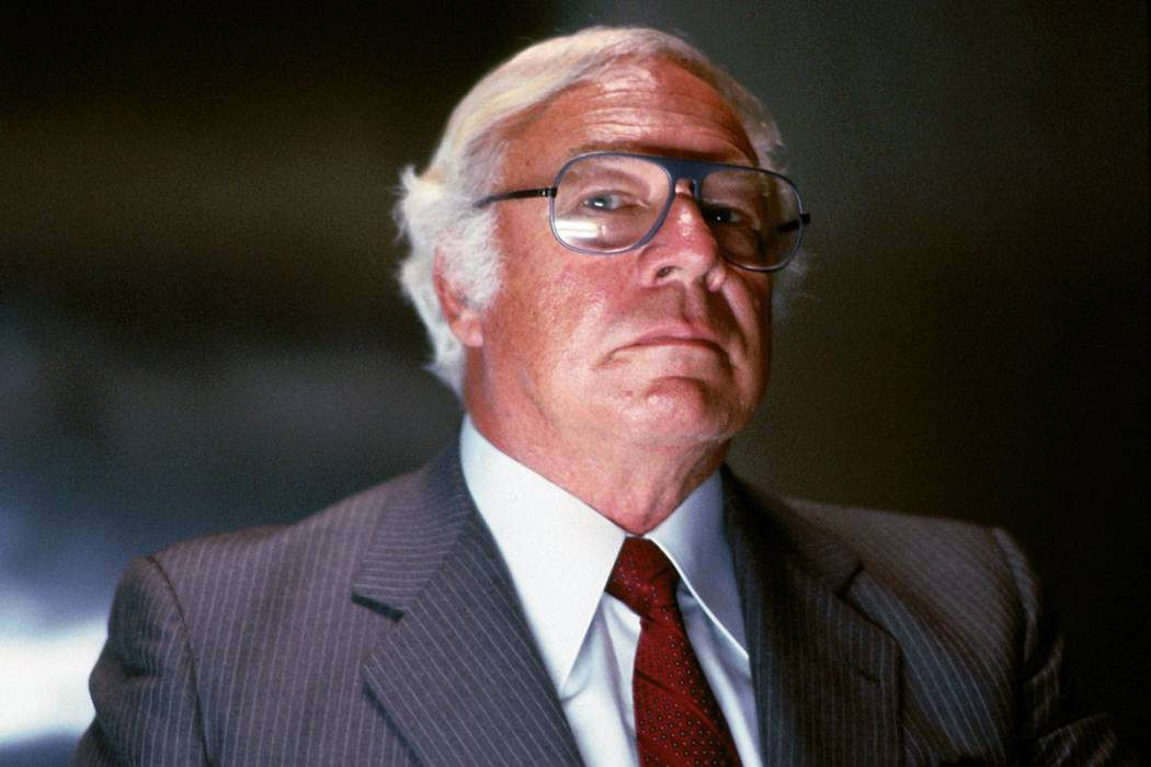 And the Oscar goes to... George Kennedy