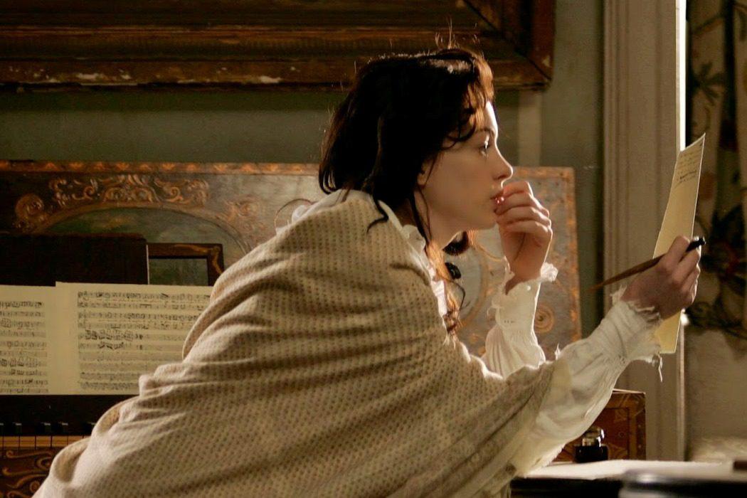 'La joven Jane Austen'