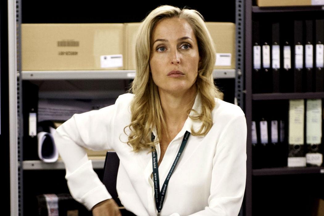 Stella Gibson ('The Fall')