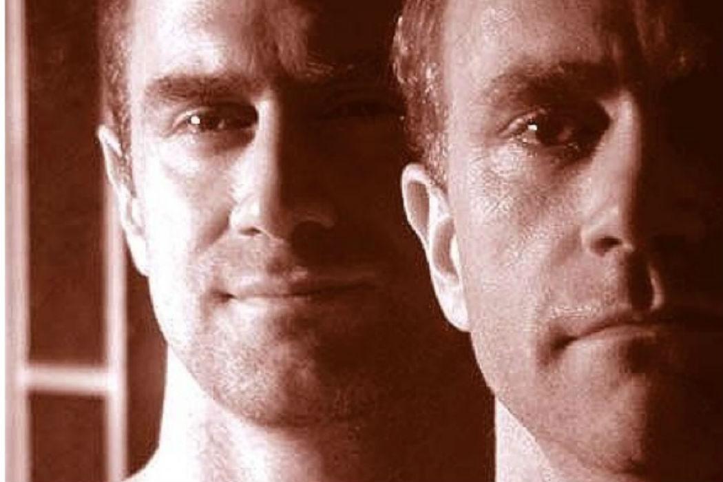 Chris Keller y Tobias Beecher ('Oz')