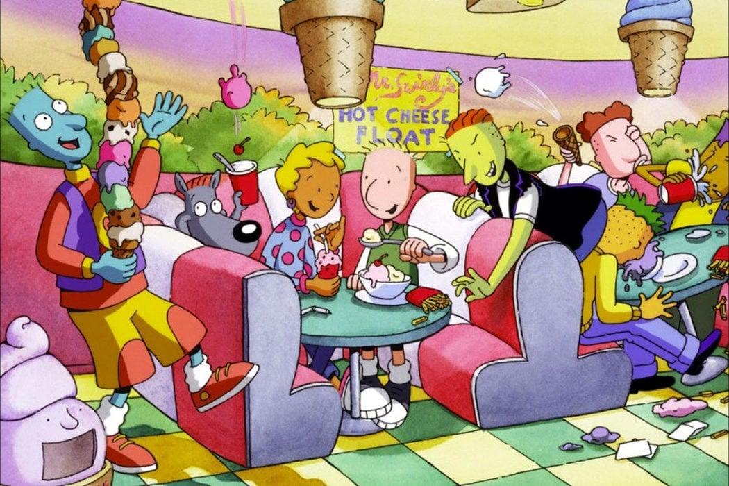 'Doug' (1996 - 1999)