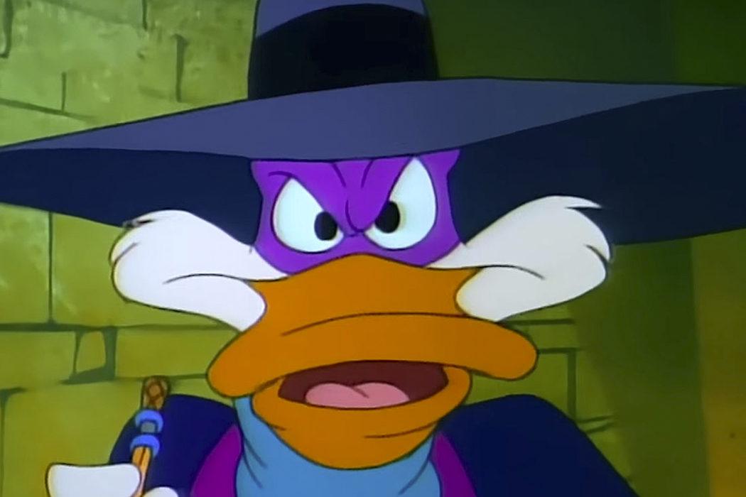 'El pato Darwing' (1991 - 1992)