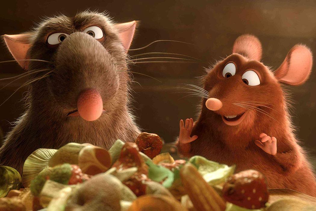 Ratas everywhere