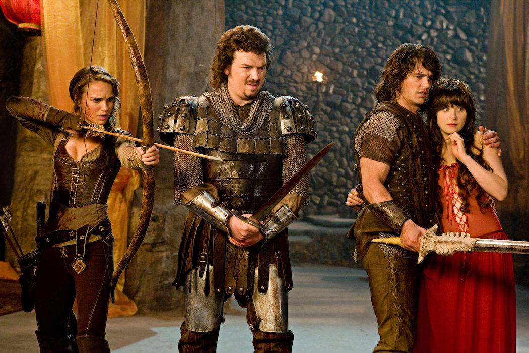 Caballeros, princesas y otras bestias (2011)