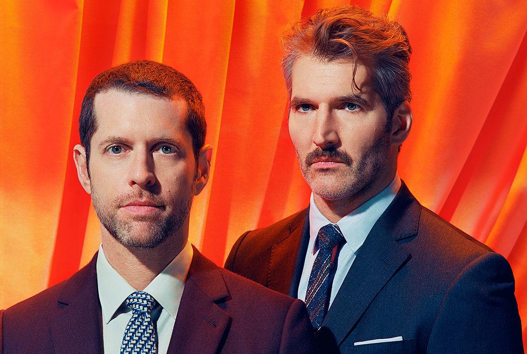D.B. Weiss y David Benioff los creadores de la serie