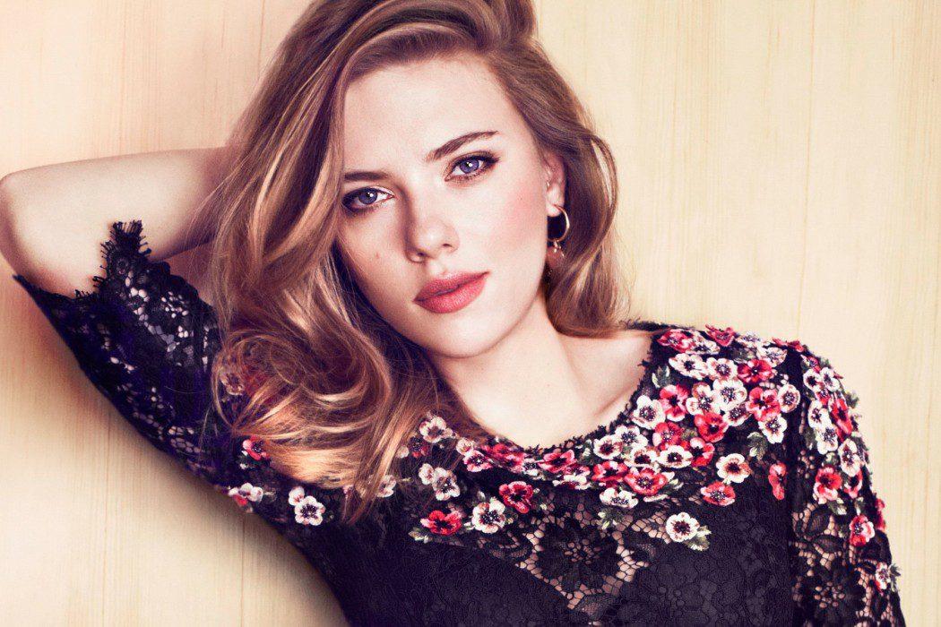 Begin with Scarlett