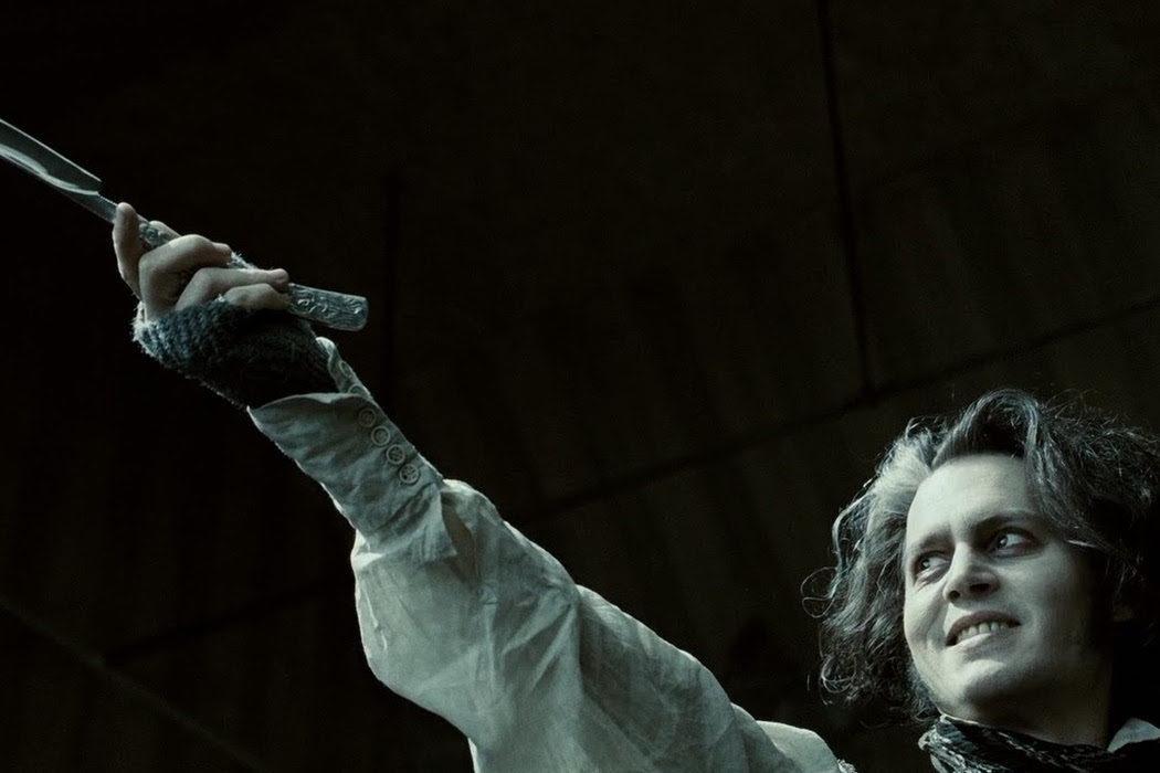 'Sweeney Todd, el barbero diabólico de la calle Fleet'