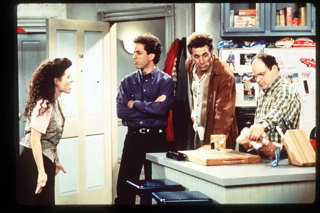 Algo pasa con Seinfeld