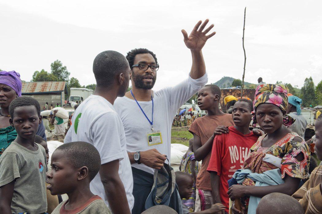 Muy comprometido con el pueblo africano