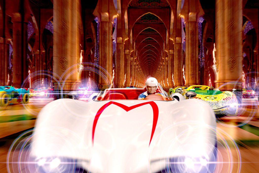 'Speed Racer'