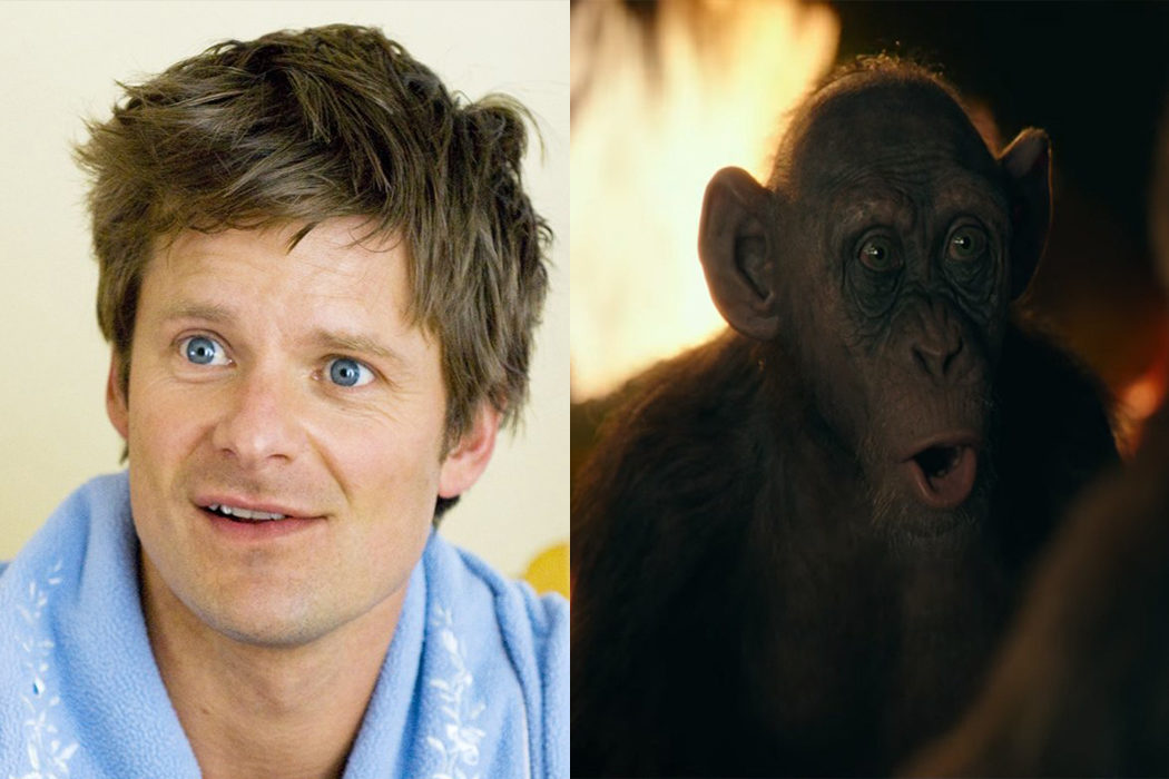 Steve Zahn - Bad Ape