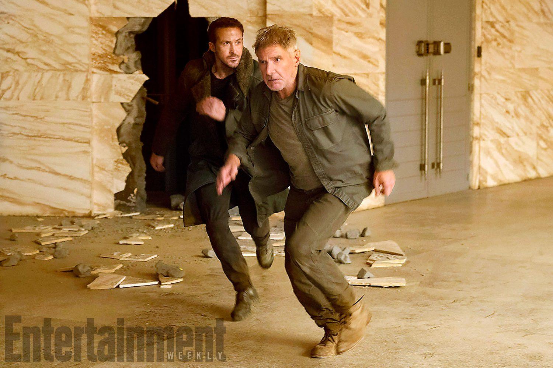 K y Deckard huyen corriendo