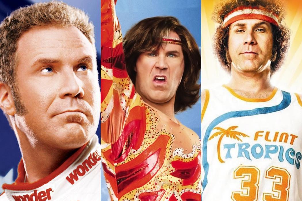 Comedias deportivas: 'Pasado de vueltas', 'Patinazo a la gloria' y 'Semi-Pro'