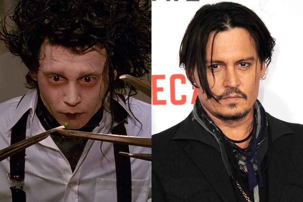 Johnny Depp era Eduardo Manostijeras