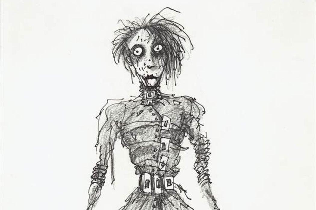 Resultado de imagen de eduardo manostijeras dibujo