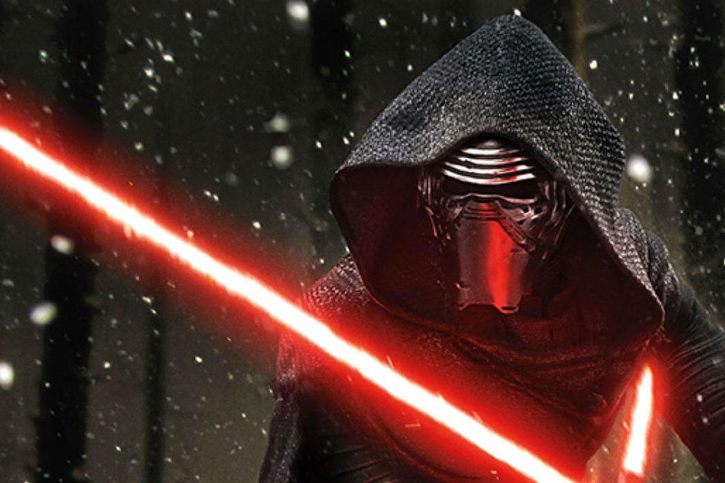 Kylo Ren, un personaje completamente diferente a lo ya visto en 'Star Wars'