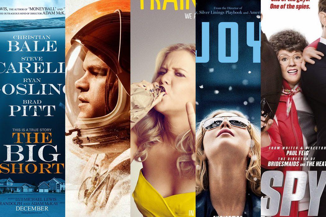 Mejor Película - Comedia o Musical