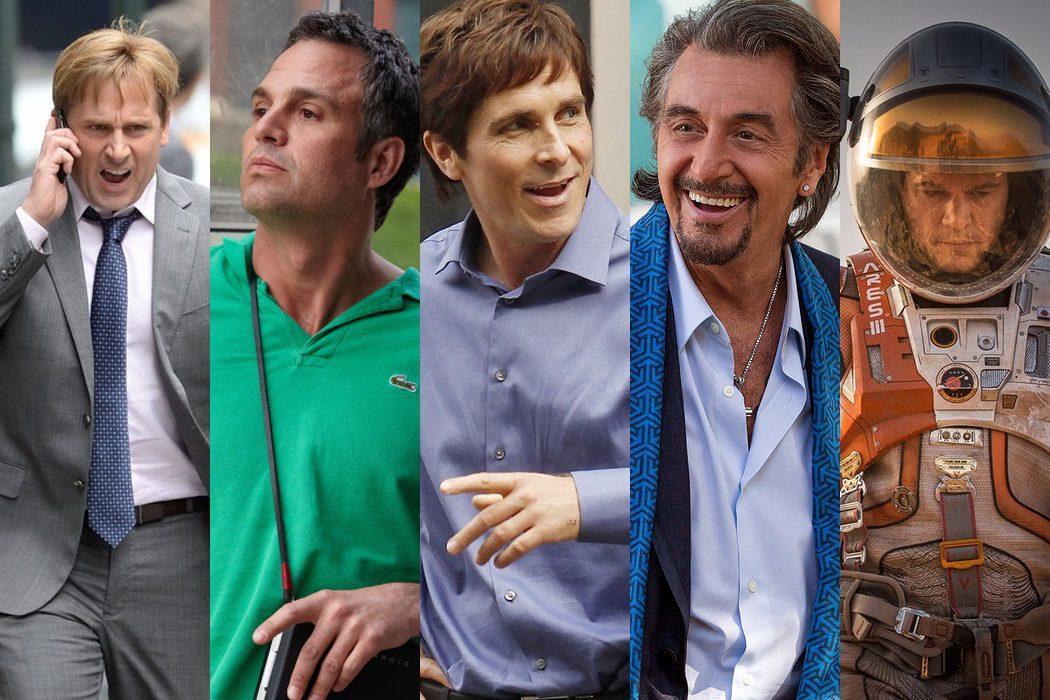 Mejor Actor - Comedia o musical