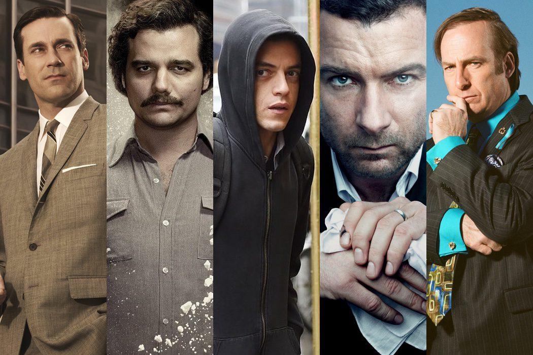 Mejor actor de serie - Drama