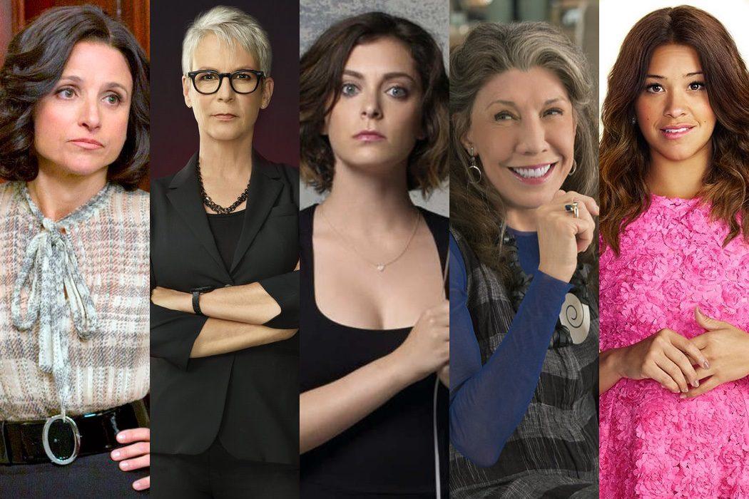 Mejor actriz de serie - Comedia o musical