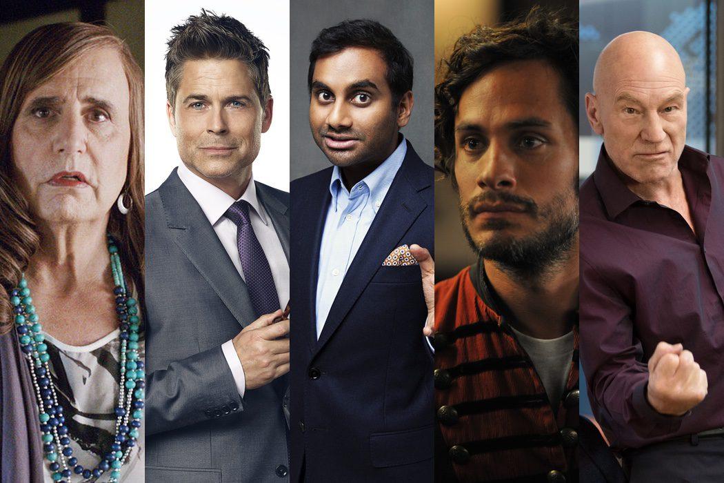 Mejor actor de serie - Comedia o musical