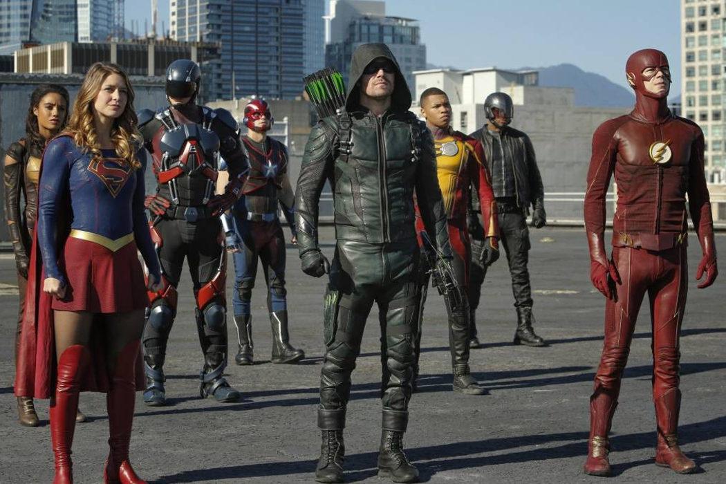 El Universo de superhéroes de DC y CW