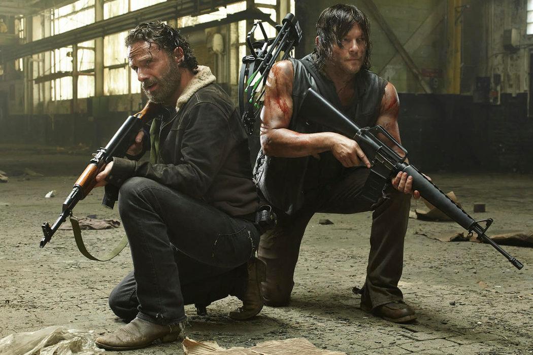 'The Walking Dead' y otras series de AMC