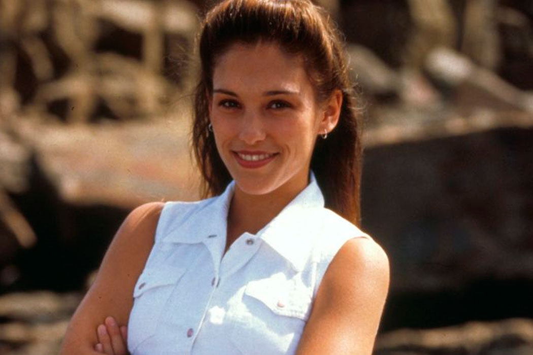 Amy Jo Johnson - Kimberly Hart / Ranger Rosa