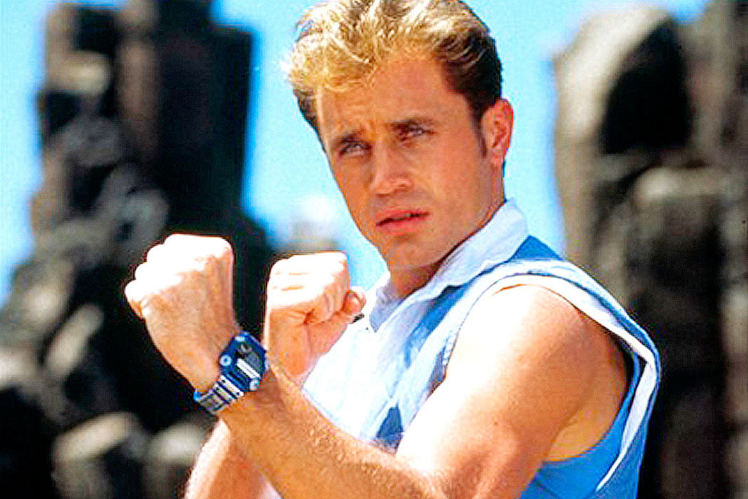 David Yost - Billy Cranston / Ranger Azul