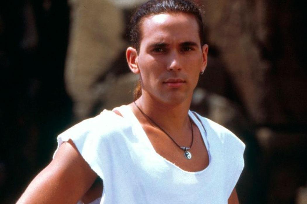 Jason David Frank - Tommy Oliver / Ranger Blanco y Verde