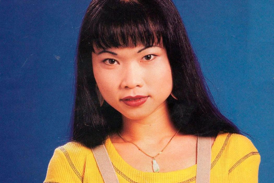 Thuy Trang - Trini Kwan / Ranger Amarillo