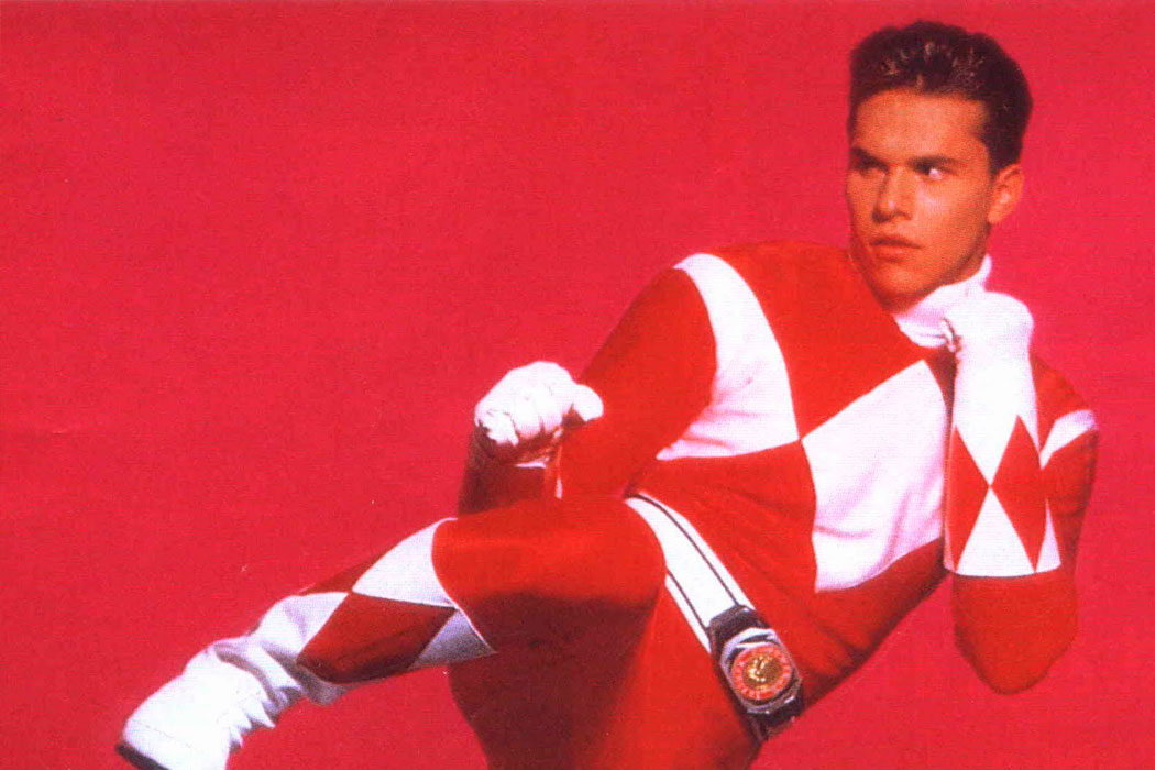 Steve Cardenas - Rocky DeSantos / Ranger Rojo