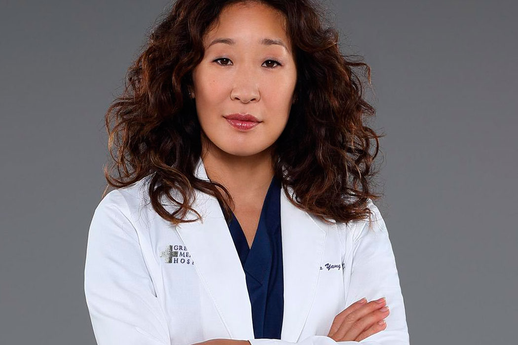 Sandra Oh - Cristina Yang