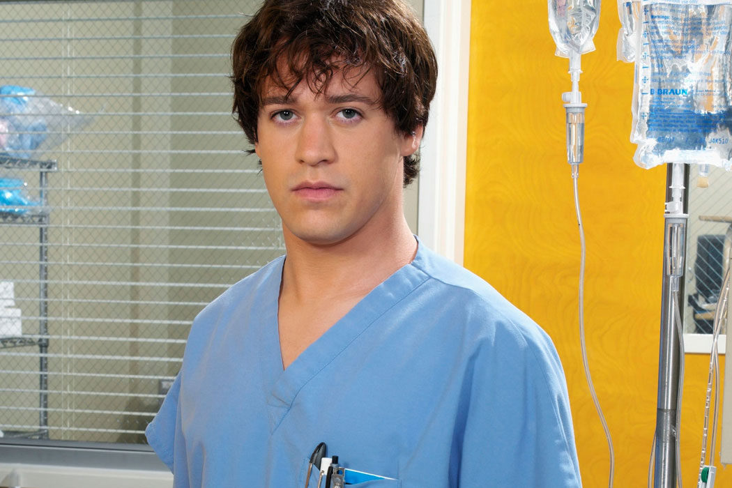 T.R. Knight - George O'Malley