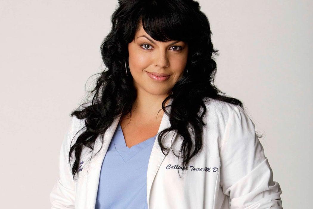 Sara Ramirez - Callie Torres