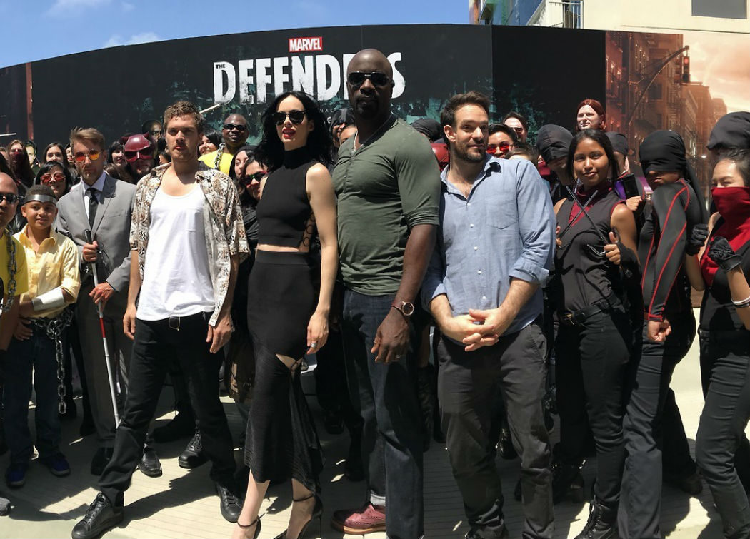 Defensores de la Comic-Con