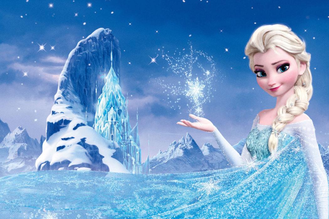 'Frozen: El reino del hielo': 'Let It Go'