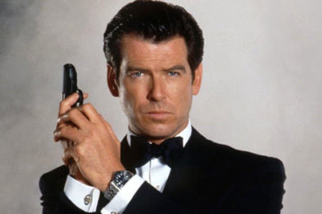Pierce Brosnan: 'Goldeneye'