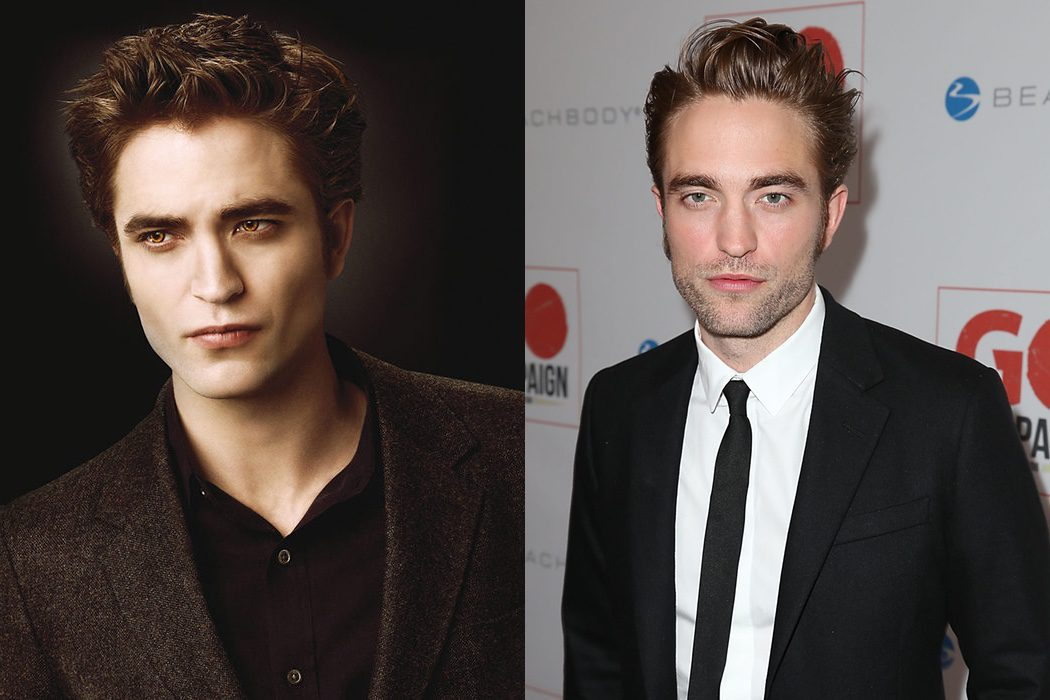 Robert Pattinson: 'Crepúsculo'