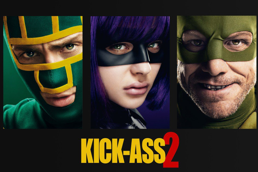 Jim Carrey: 'Kick-Ass 2: Con un par'