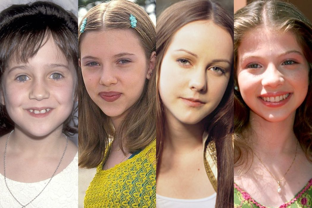 Otras actrices que casi son Annie y Hallie